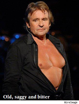 Davy Jones Moobs
