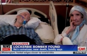 Lockerbie bomber found
