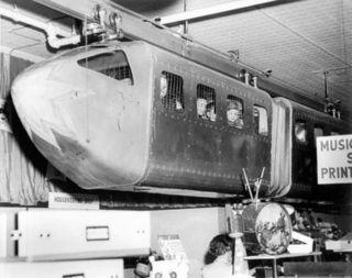 E.W. Edwards monorail