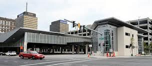Centro transit hub